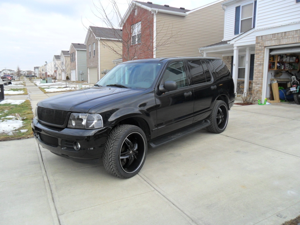 djacob 2005 ford explorerlimited sport utility 4d specs. Black Bedroom Furniture Sets. Home Design Ideas
