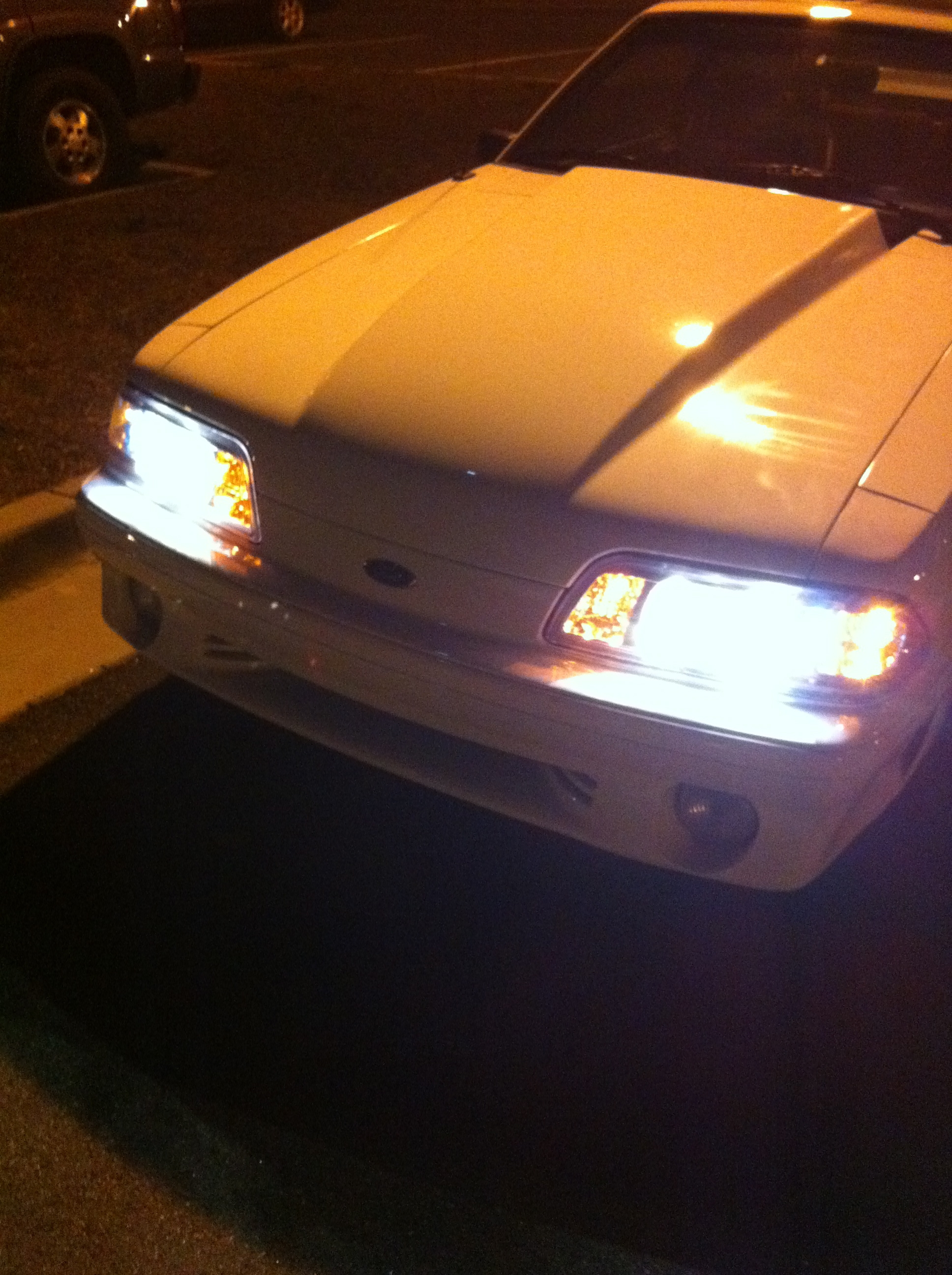 Manofmorehouse 1988 Ford Mustang Specs Photos Modification Info At Fog Lights 39065444021 Original