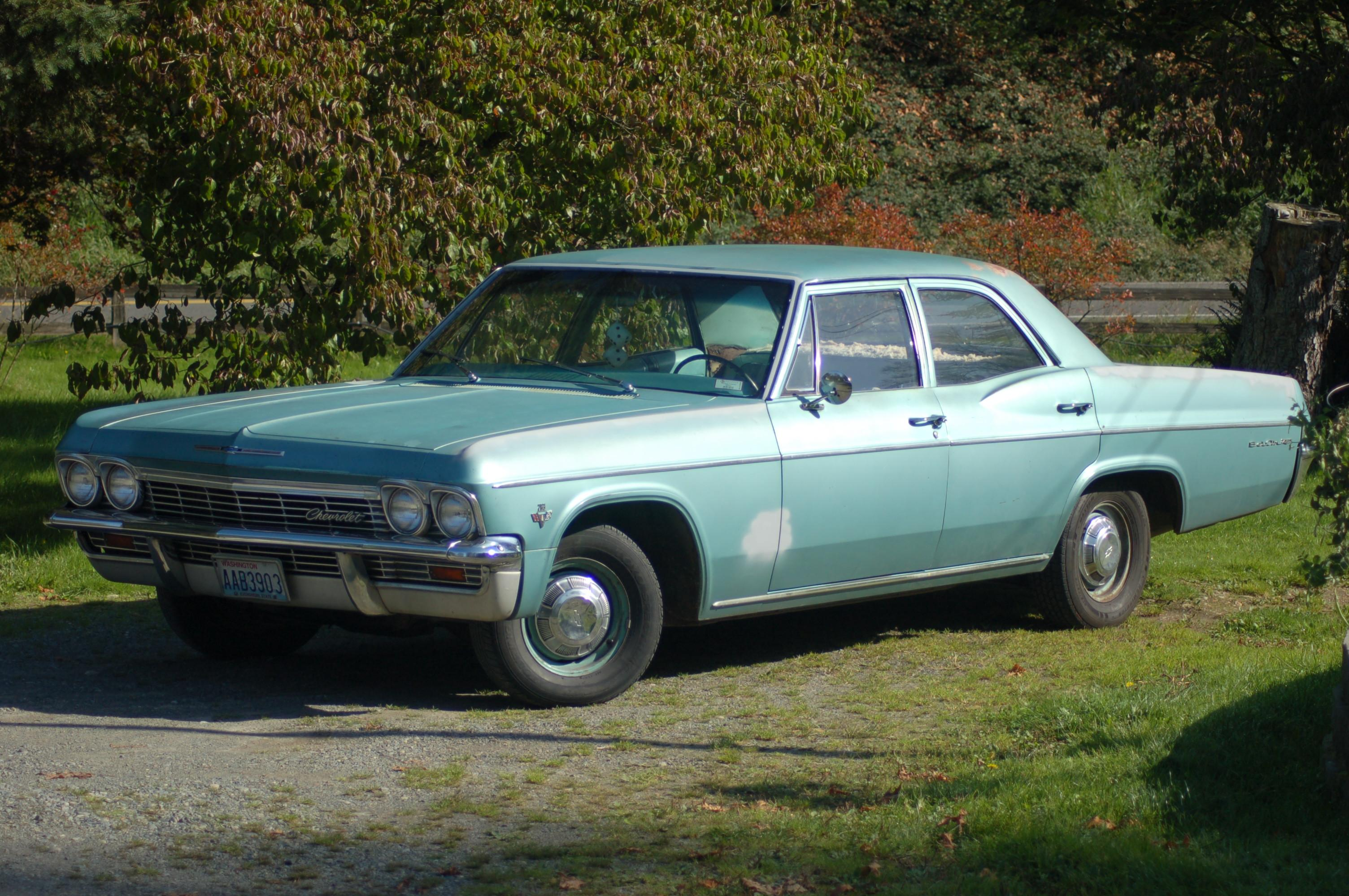 1978bluecamino 1965 Chevrolet Bel Air Specs, Photos ...