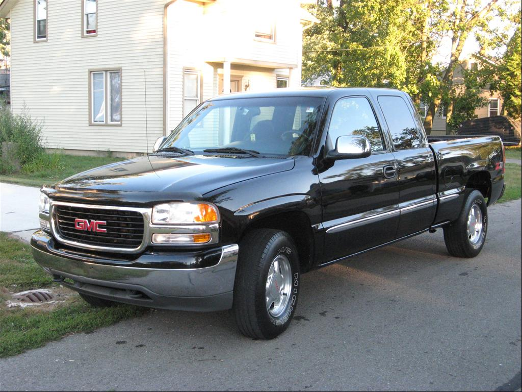 mbreener 39 s 2000 gmc sierra 1500 extended cab short bed in newport mi. Black Bedroom Furniture Sets. Home Design Ideas
