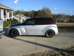 tarheelcruisers 2006 Chrysler PT Cruiser
