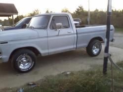 ChevyCrusher17J 1979 Ford F150 (Heritage) Regular Cab