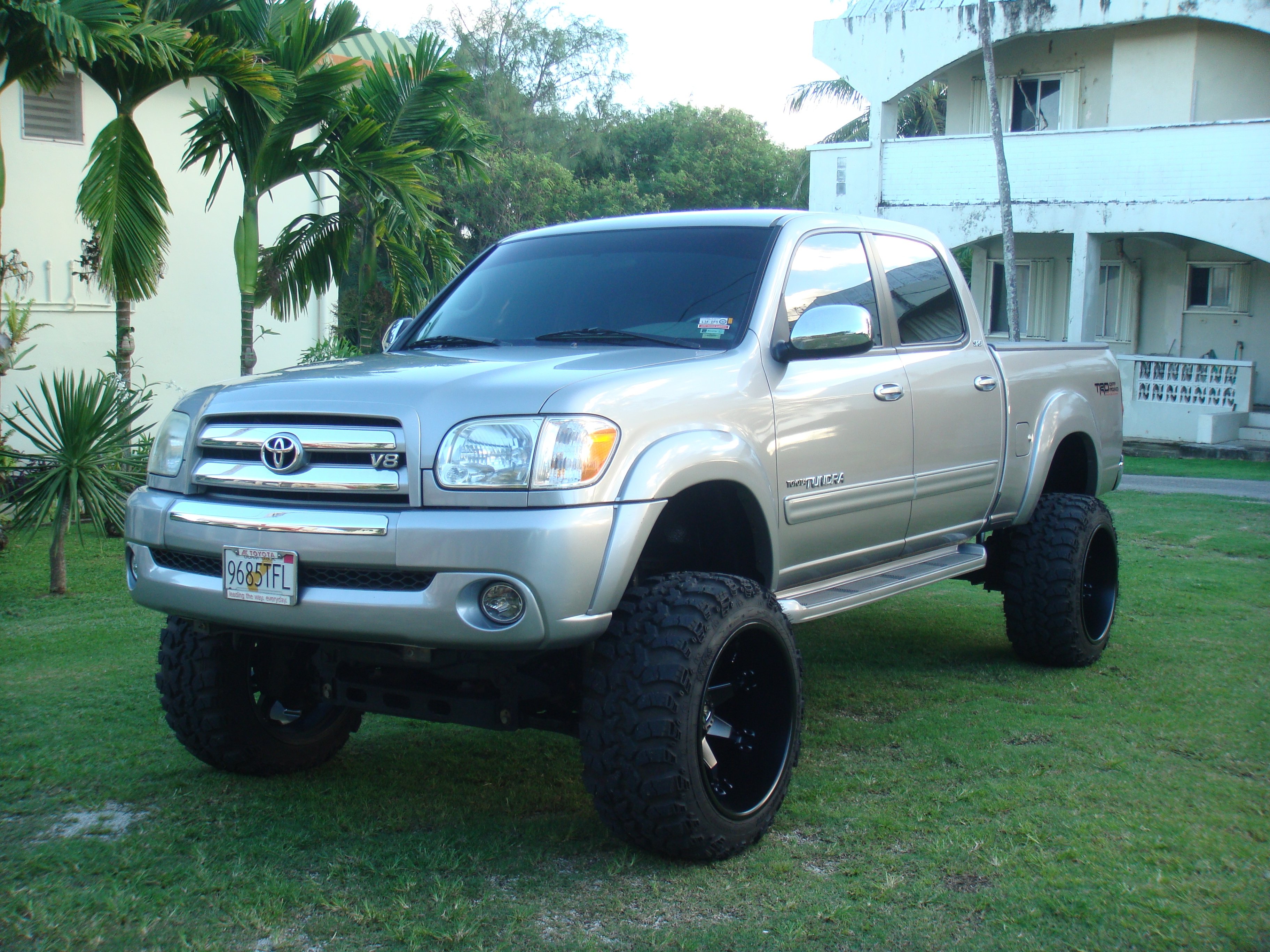 Tundra Double Cab >> toytundra671 2005 Toyota Tundra Double CabSR5 Pickup 4D 6 1/4 ft Specs, Photos, Modification ...