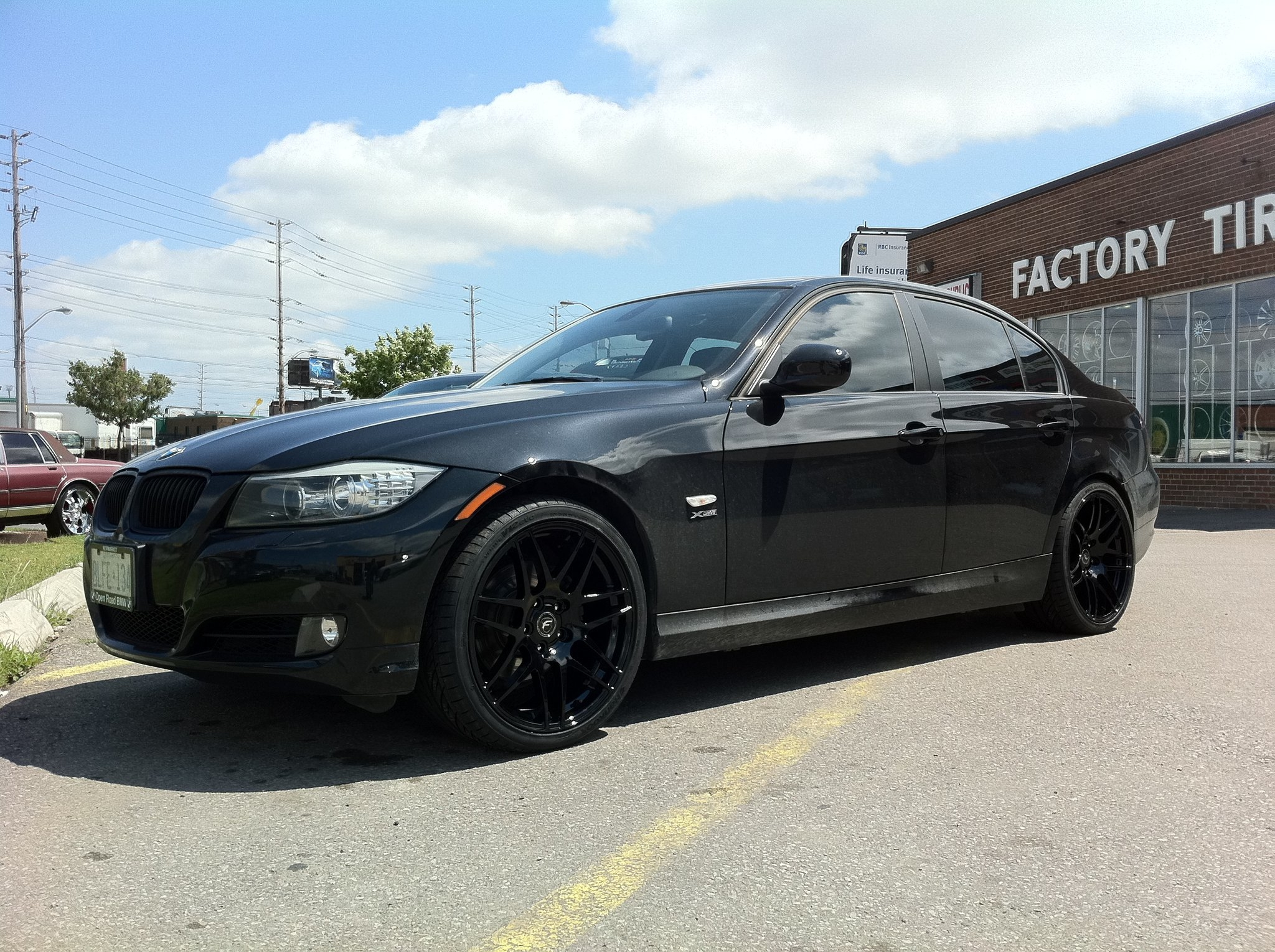 Blacked Out Bmw 328i >> 2011 BMW 3 Series - View all 2011 BMW 3 Series at CarDomain