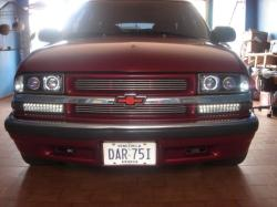 jdcharlys 1999 Chevrolet Blazer