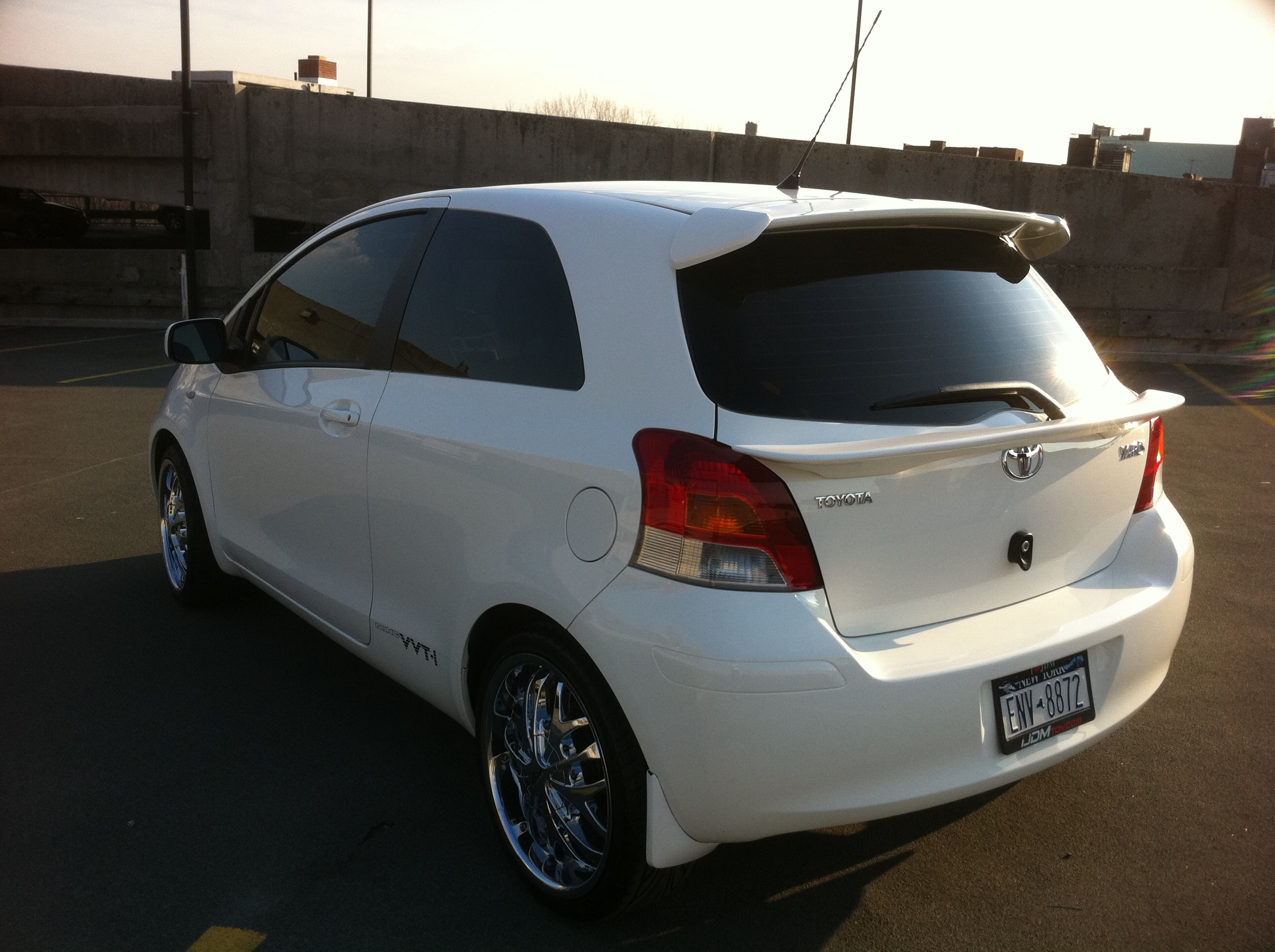 Another Hectorace1 2010 Toyota Yaris post... - 14997536