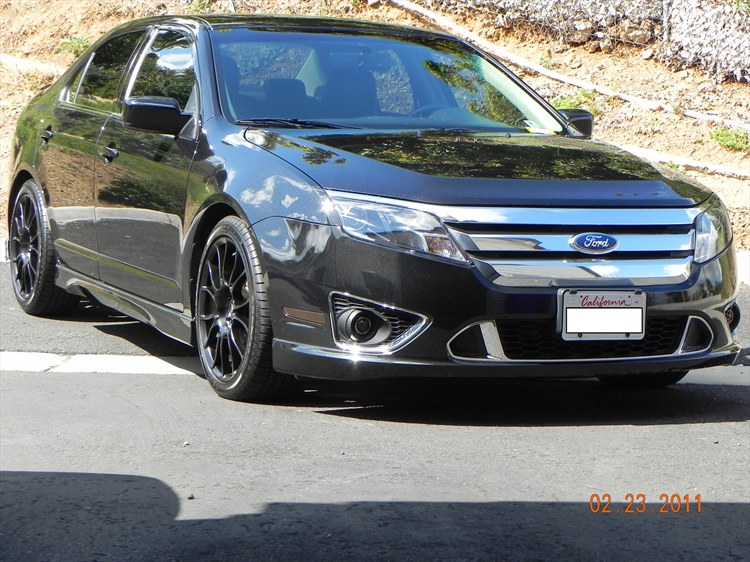 Murdered Fusion Ford Fusion Forums