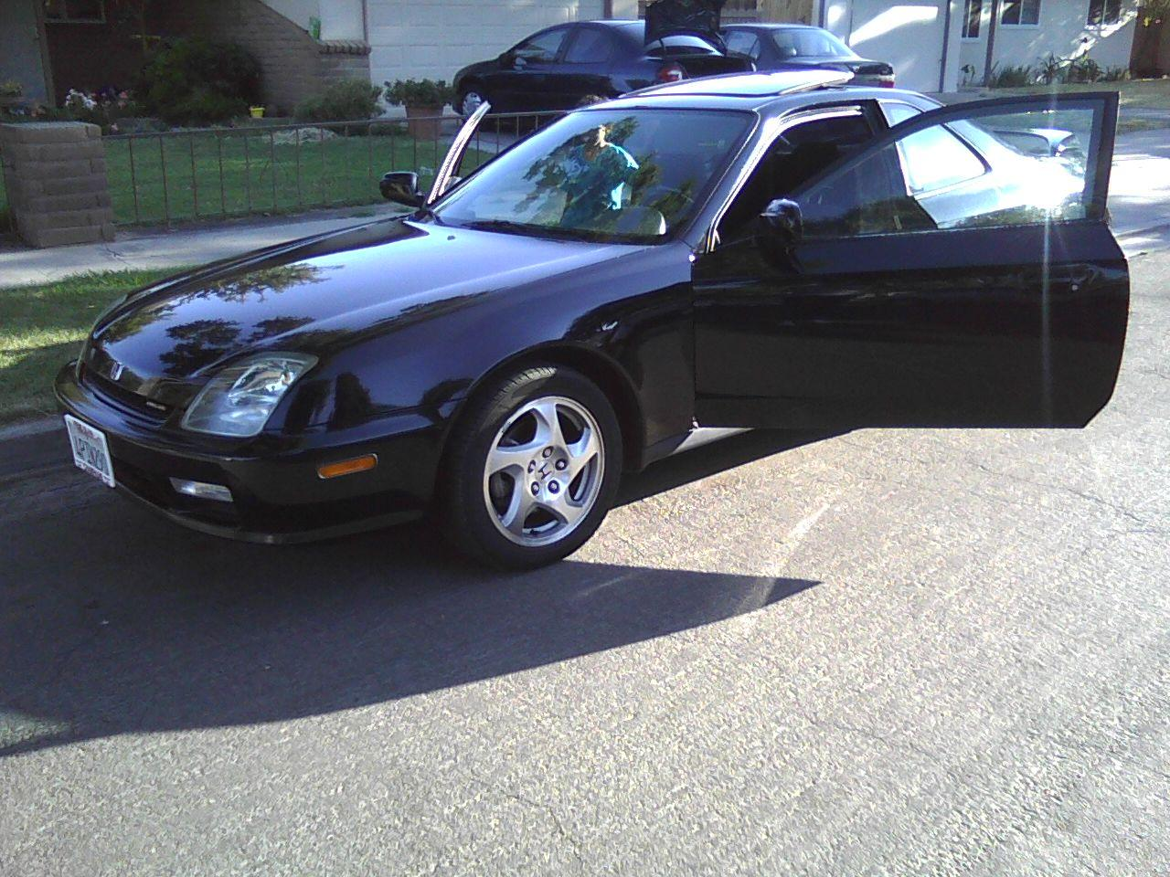 Chorn83 S 2001 Honda Prelude Coupe 2d In Lawton Ok