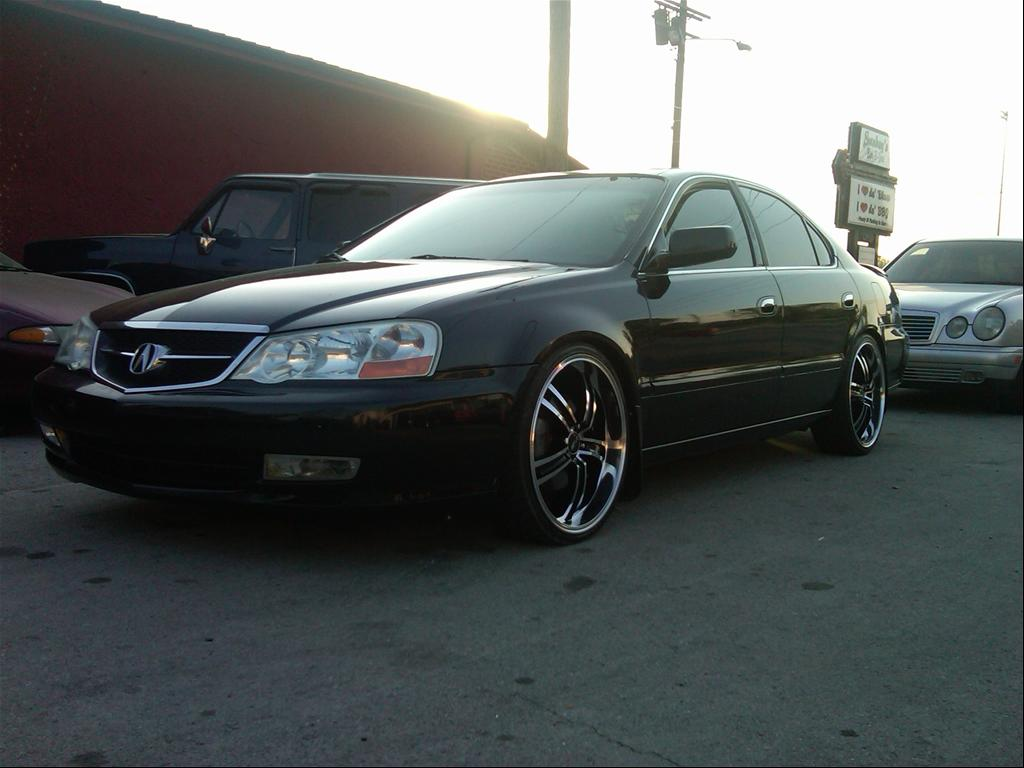 Koney 2002 Acura Tl Type S Cb7tuner Forums