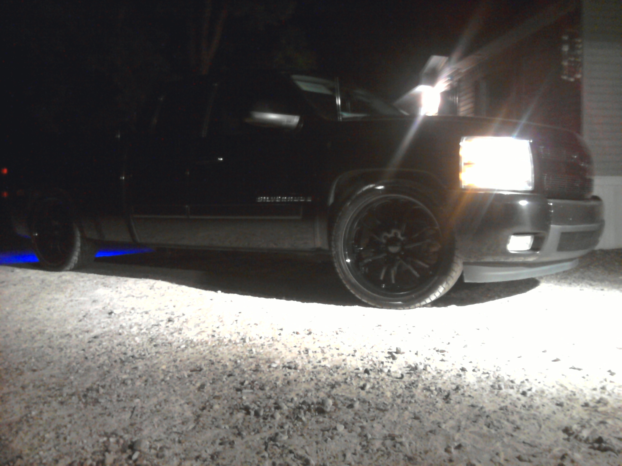Another black__chevy 2008 Chevrolet Silverado (Classic) 1500 Extended Cab post... - 14052489