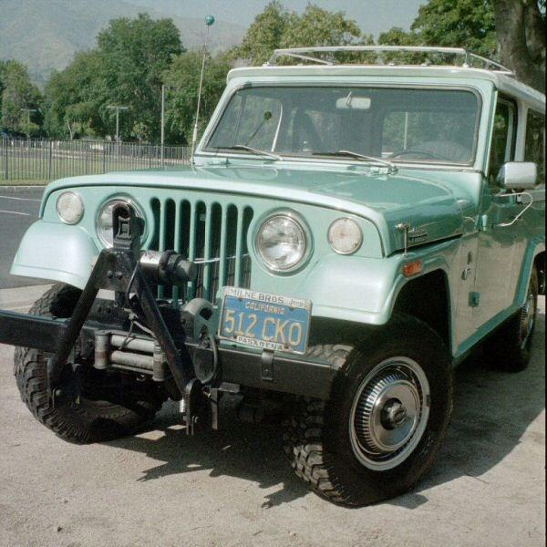 Another jpsage 1970 Jeep Commando post... - 14997188
