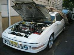 WhiteGucciGt90s 1990 Ford Probe