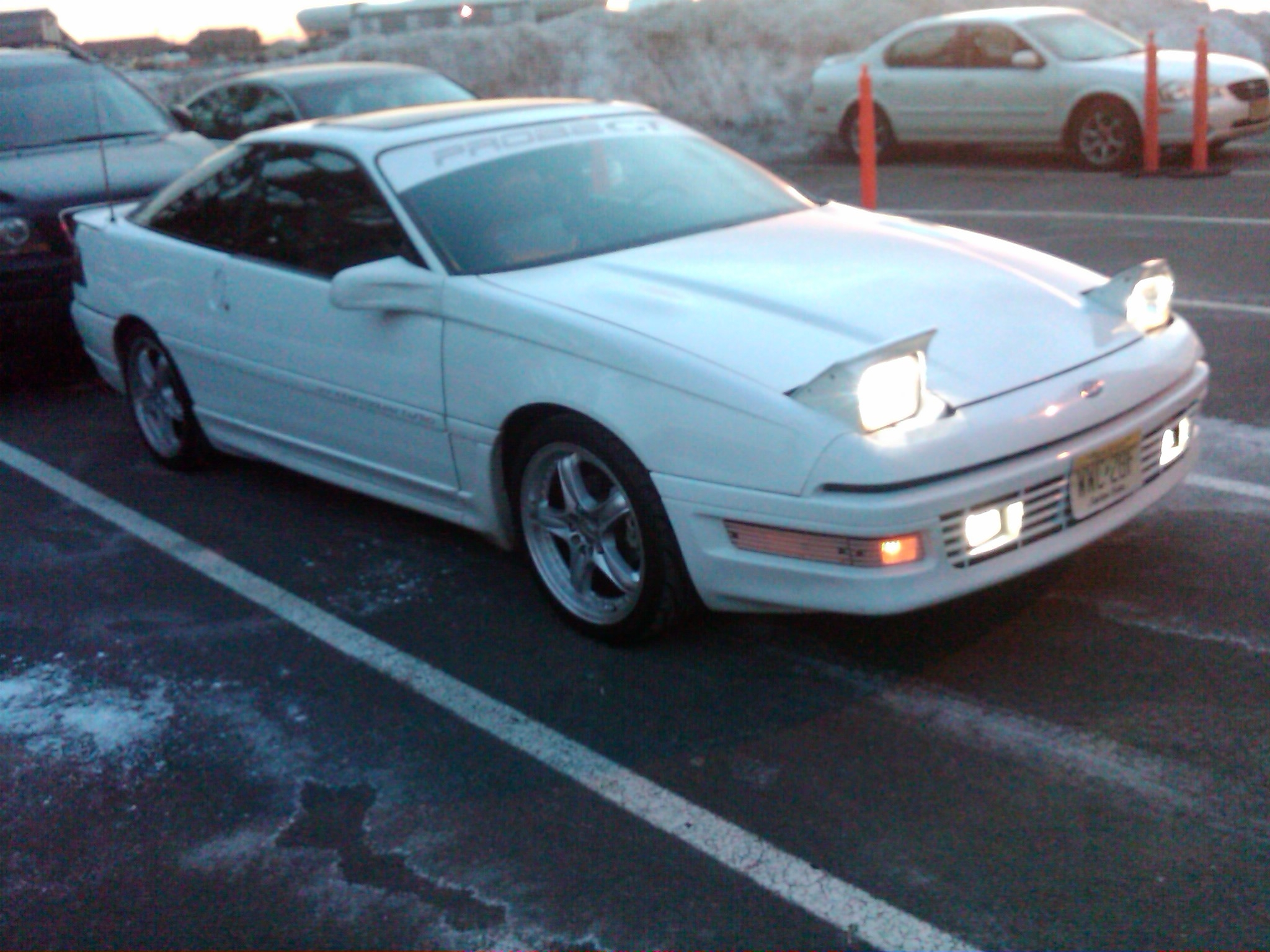 Another ProjectOdogEj1 1990 Ford Probe post... - 15000253