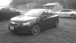 bordasel 2011 Chevrolet Cruze