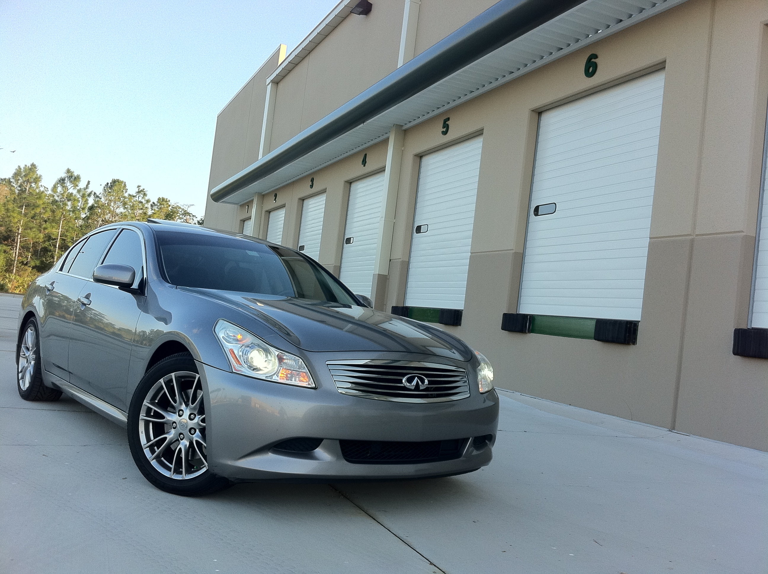 Another viet2100 2007 Infiniti G post... - 15000380