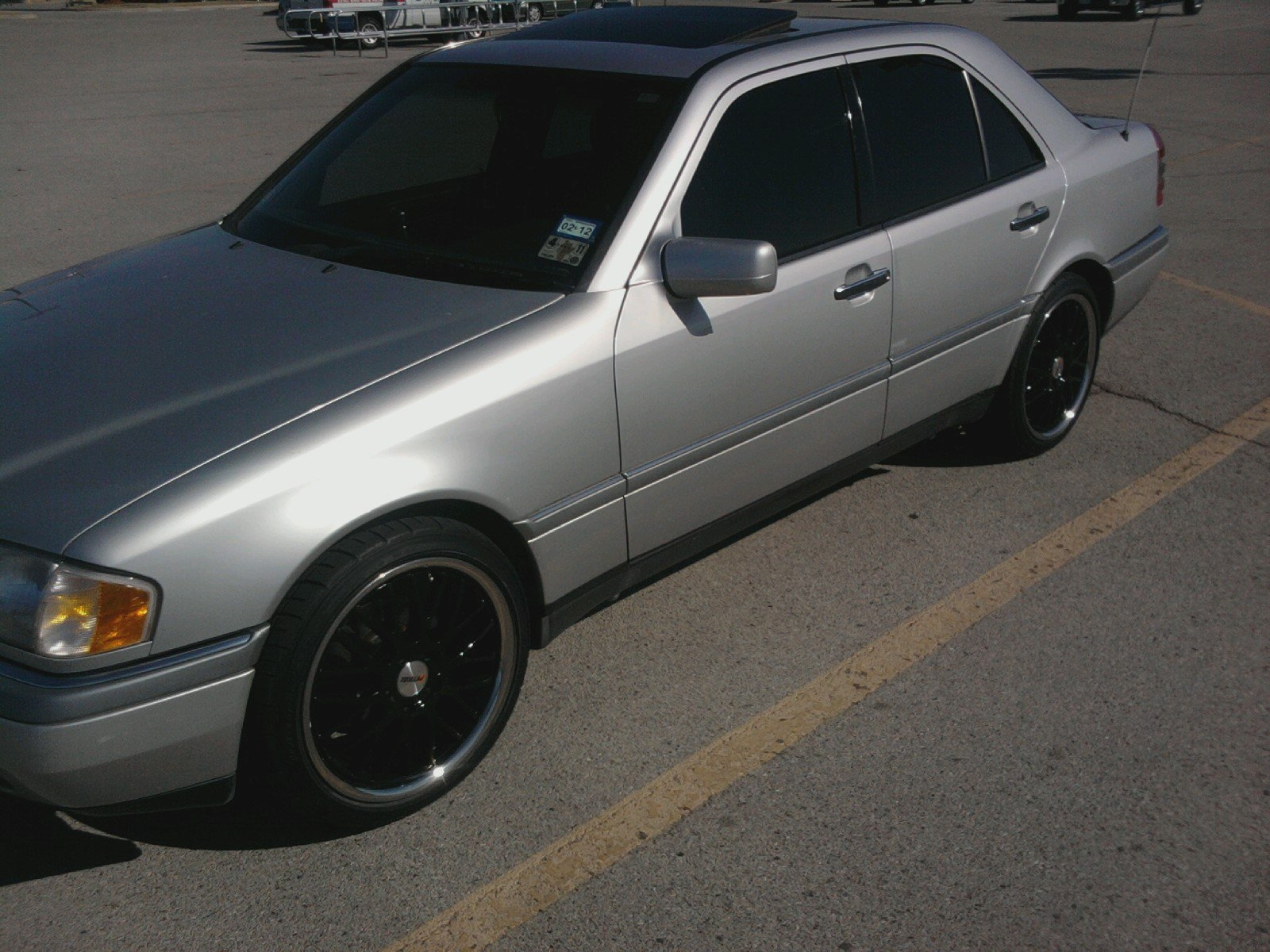 Xerogear 1996 mercedes benz c classc220 sedan 4d specs for 1996 mercedes benz c class