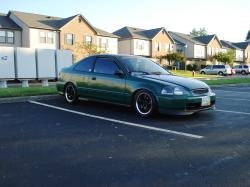 Evan51491s 1996 Honda Civic
