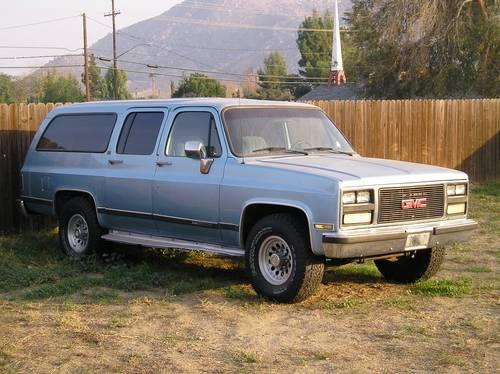 Another Funtona 1989 GMC 3/4 Ton post... - 15000913