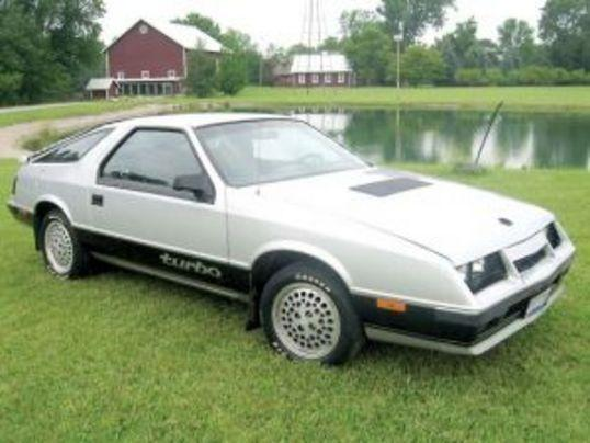 Another Funtona 1984 Chrysler Daytona post... - 15000914