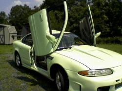 lamboZos 2000 Oldsmobile Alero