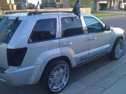 MrSwaggarifics 2006 Jeep Grand Cherokee