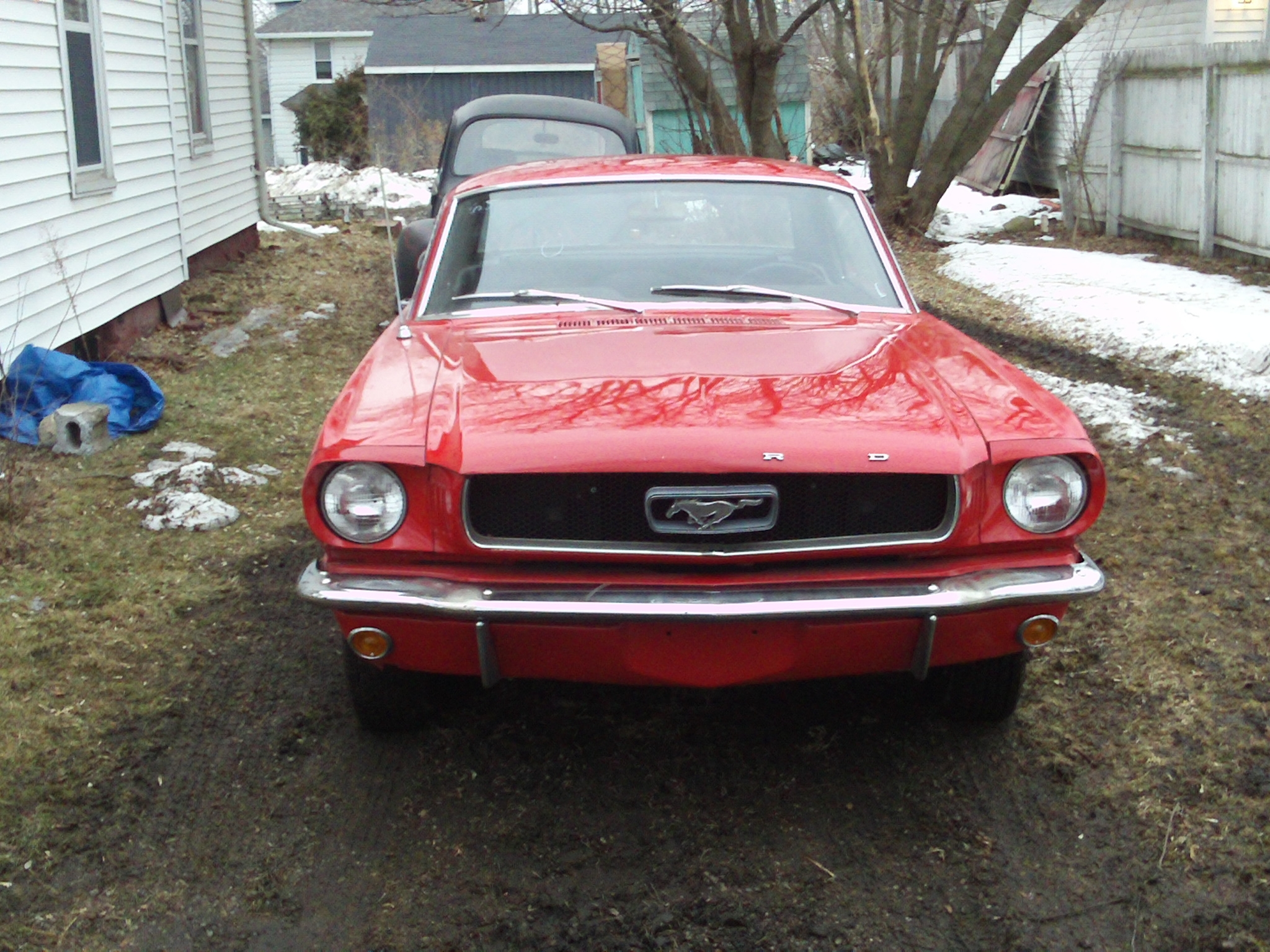 Another rev-it-up 1965 Ford Mustang post... - 15001073
