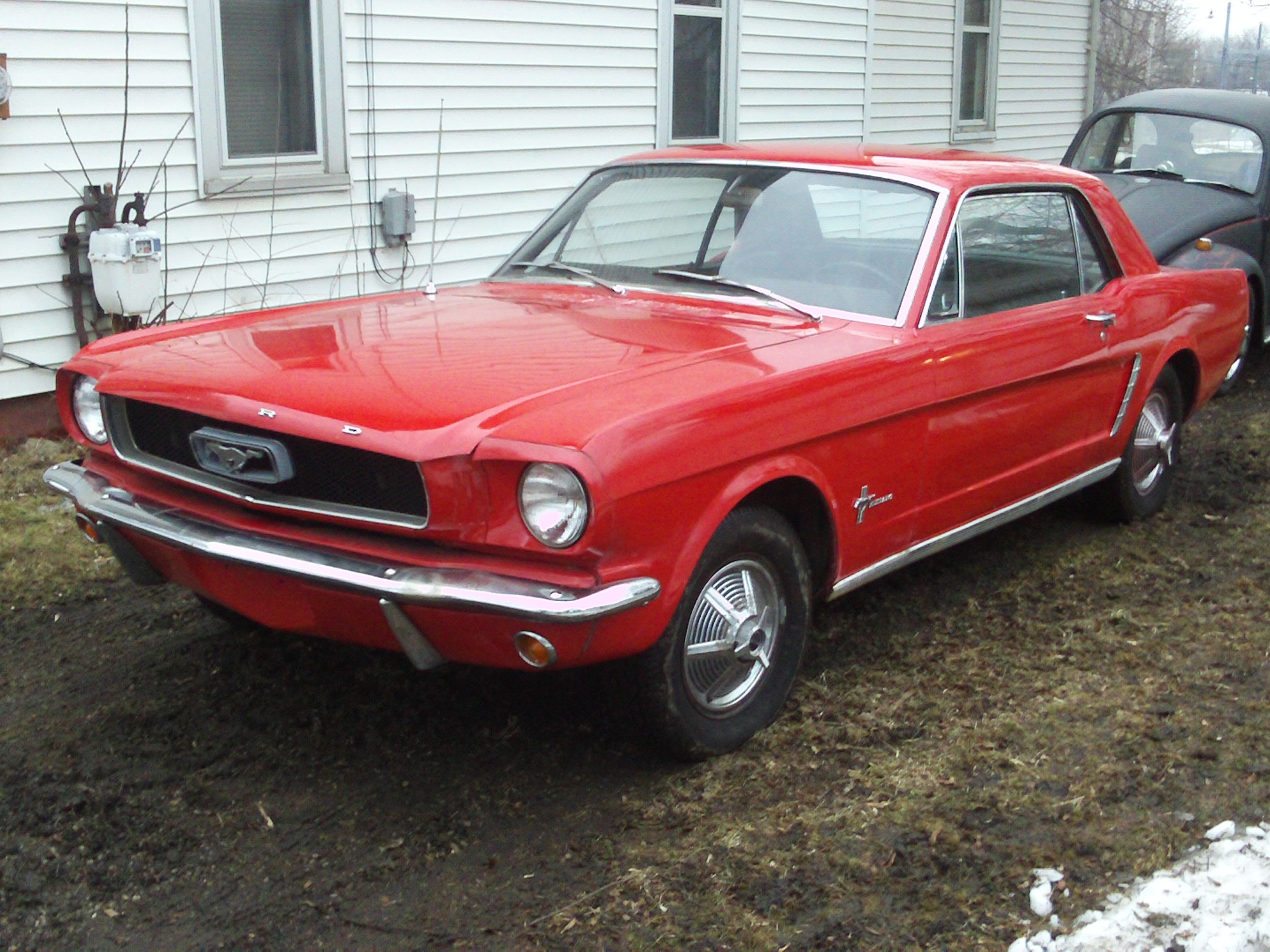 Another rev-it-up 1965 Ford Mustang post... - 15001074