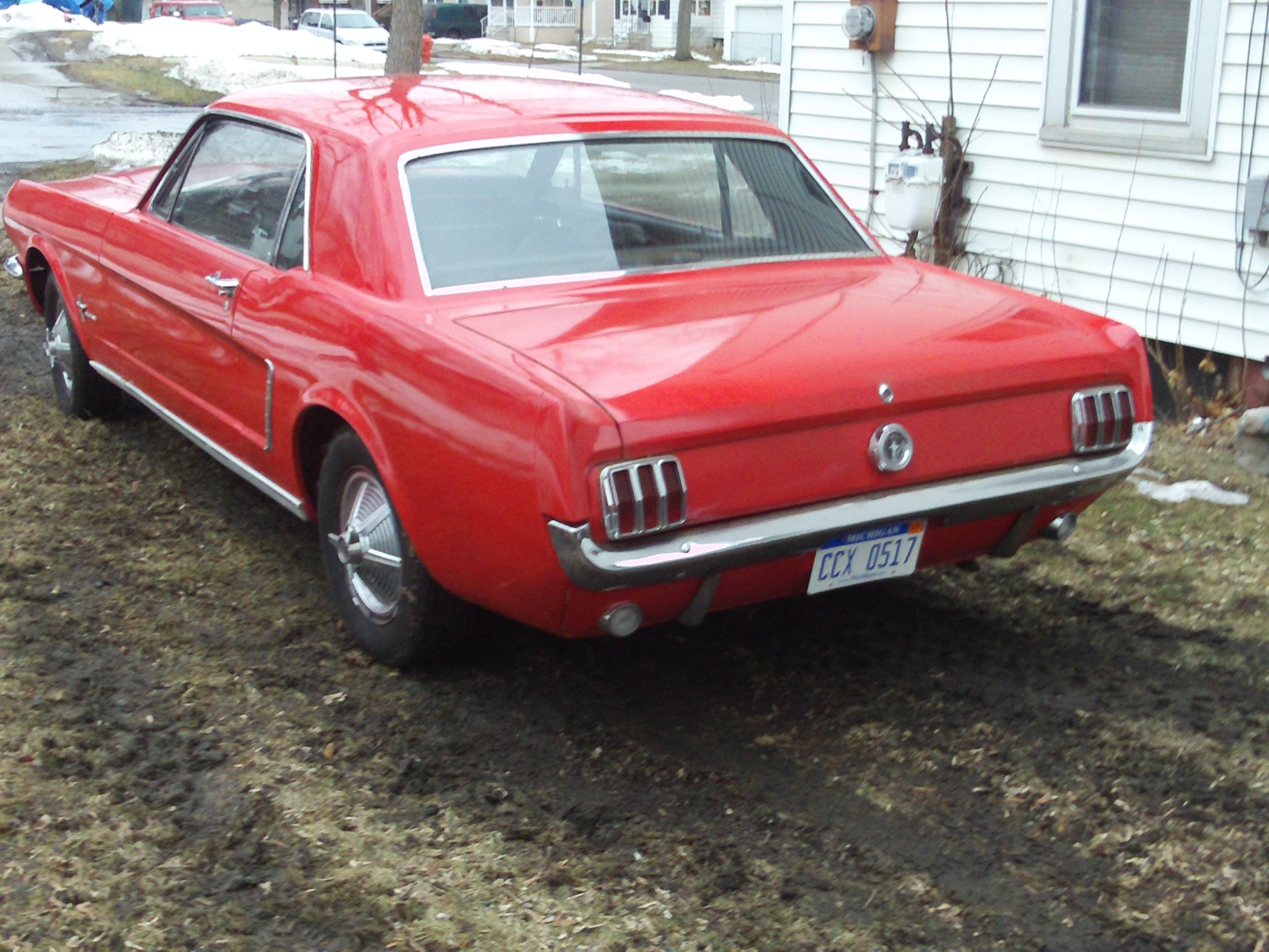 Another rev-it-up 1965 Ford Mustang post... - 15001075