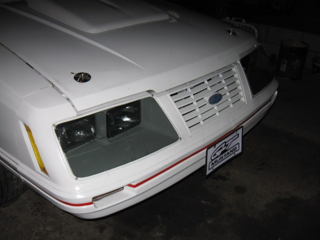 Another GT350turbo 1984 Ford Mustang post... - 15001242