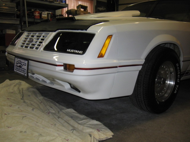 Another GT350turbo 1984 Ford Mustang post... - 15001243