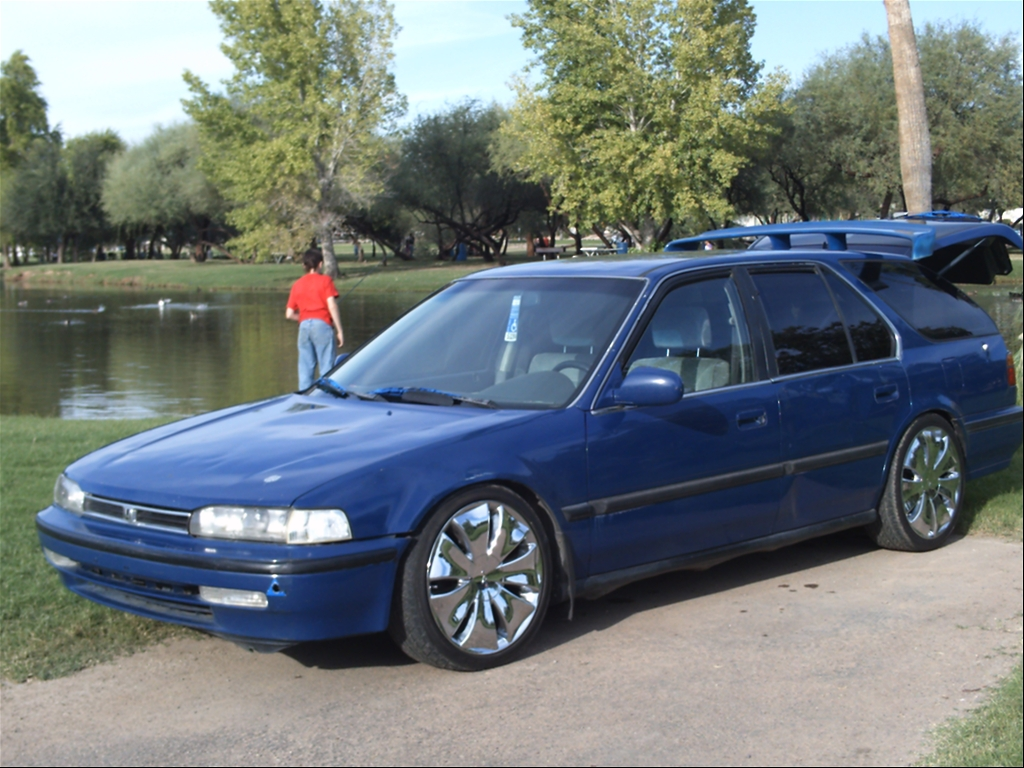 tricked out 1992 honda accords
