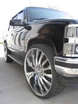 WheelSpecialists 1999 Chevrolet Tahoe