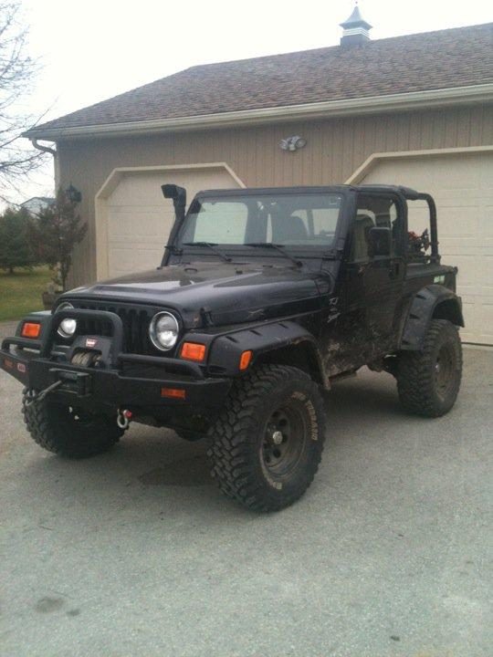 Another WeberTJ 2001 Jeep TJ post... - 15001974