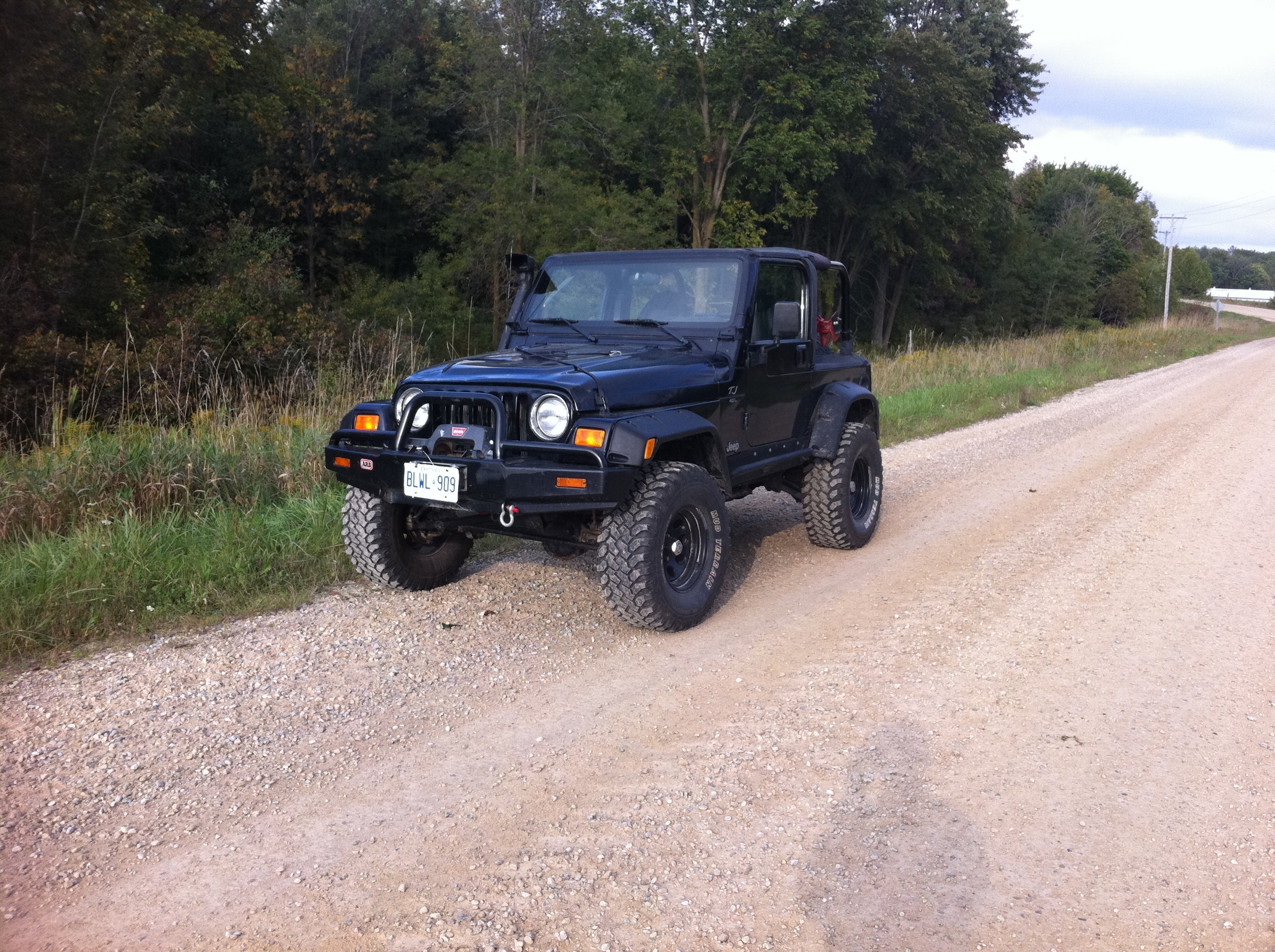 Another WeberTJ 2001 Jeep TJ post... - 15348876