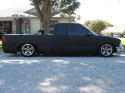 laidnoma 1998 GMC Sonoma Extended Cab