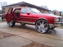 sickkhoes 1990 Chevrolet Caprice