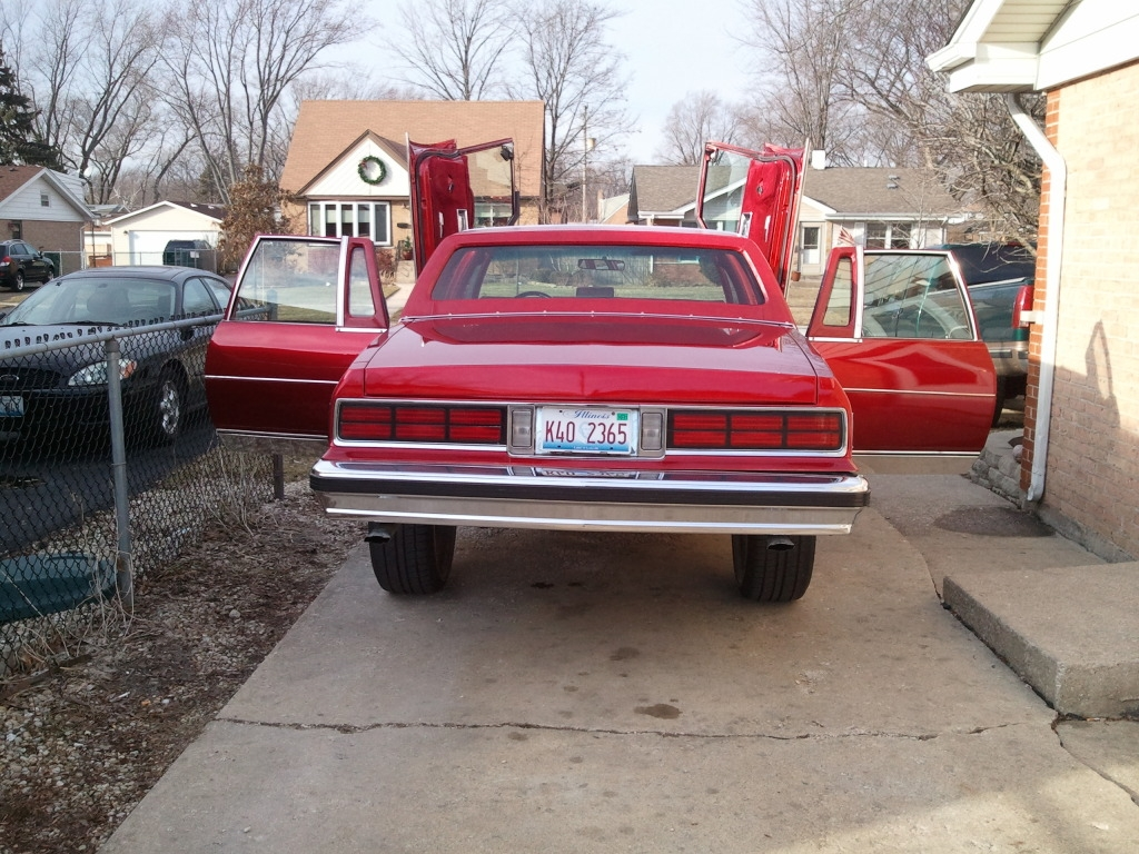 Another sickkhoe 1990 Chevrolet Caprice post... - 15002406