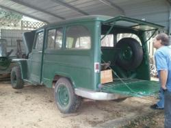 dbjack 1955 Willys Wagon