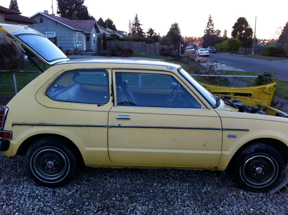 Offtilt 1977 Honda Civic Specs Photos Modification Info