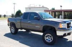 Bullitt22s 2008 GMC Sierra 1500 Extended Cab