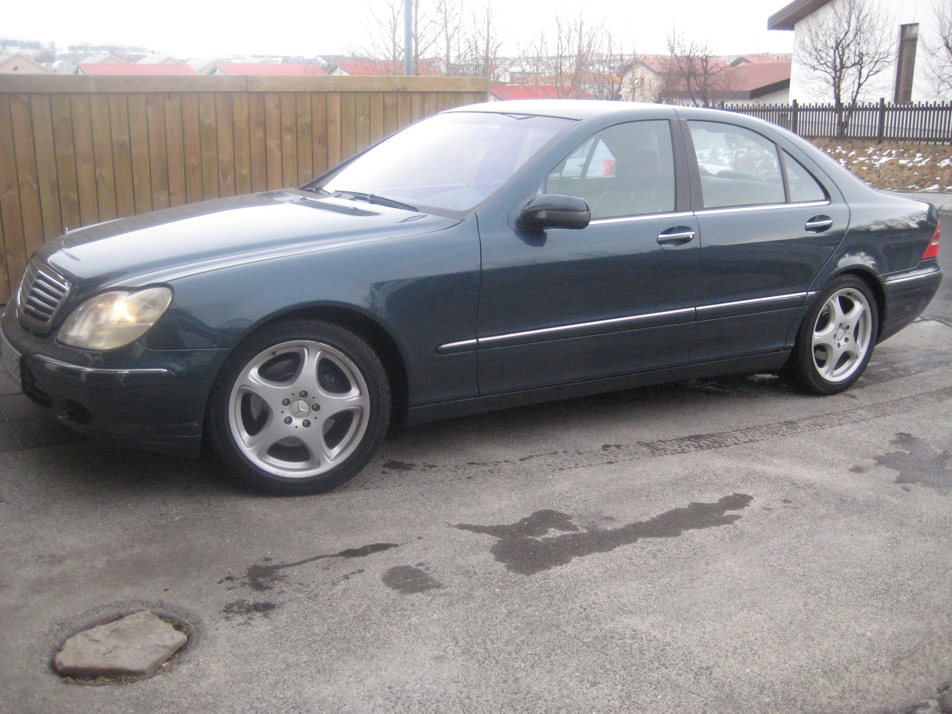 Another iceland1960 2001 Mercedes-Benz S-Class post... - 15003462