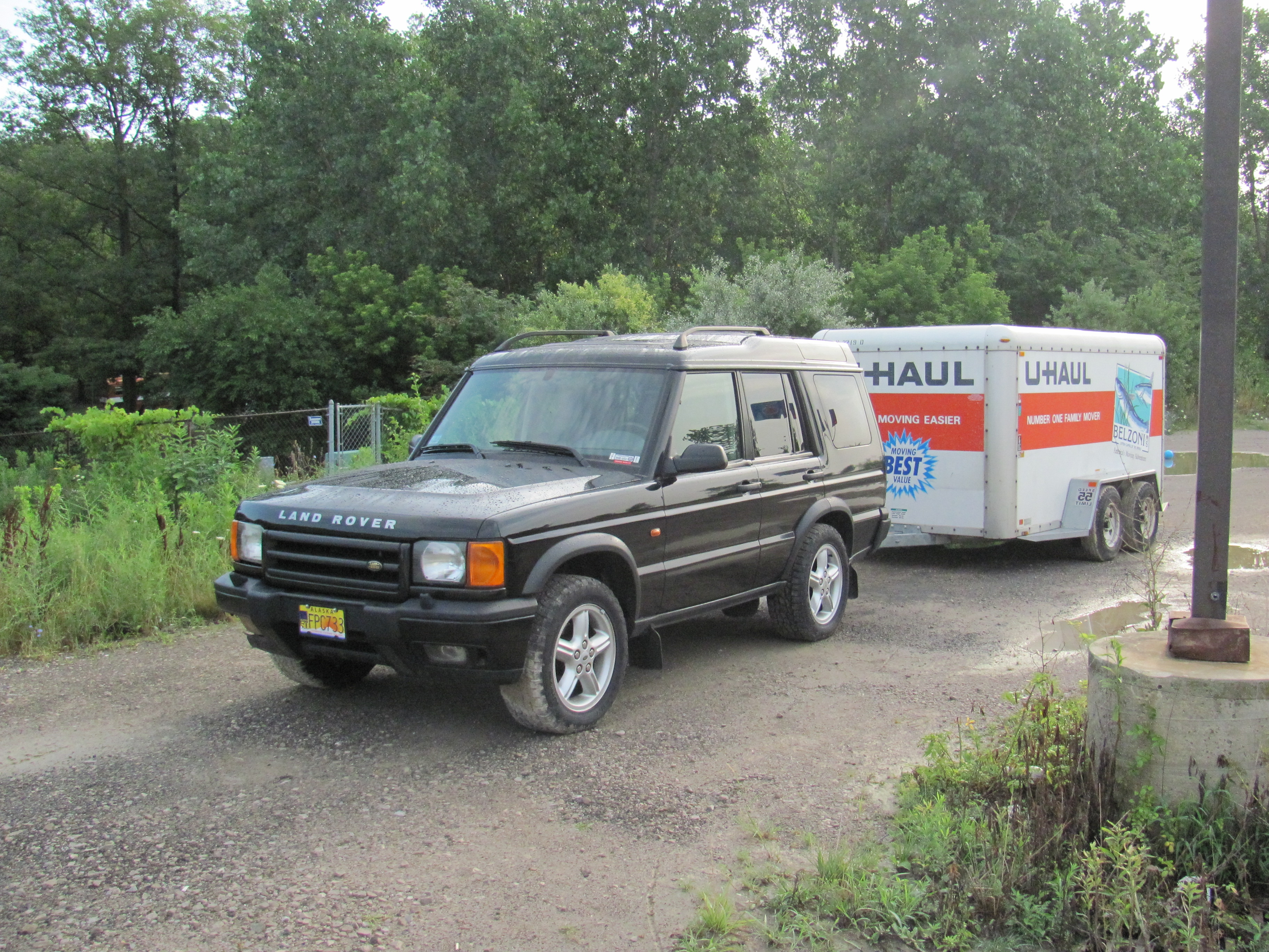 Another Thorthegod 1999 Land Rover Discovery Series II post... - 15003825