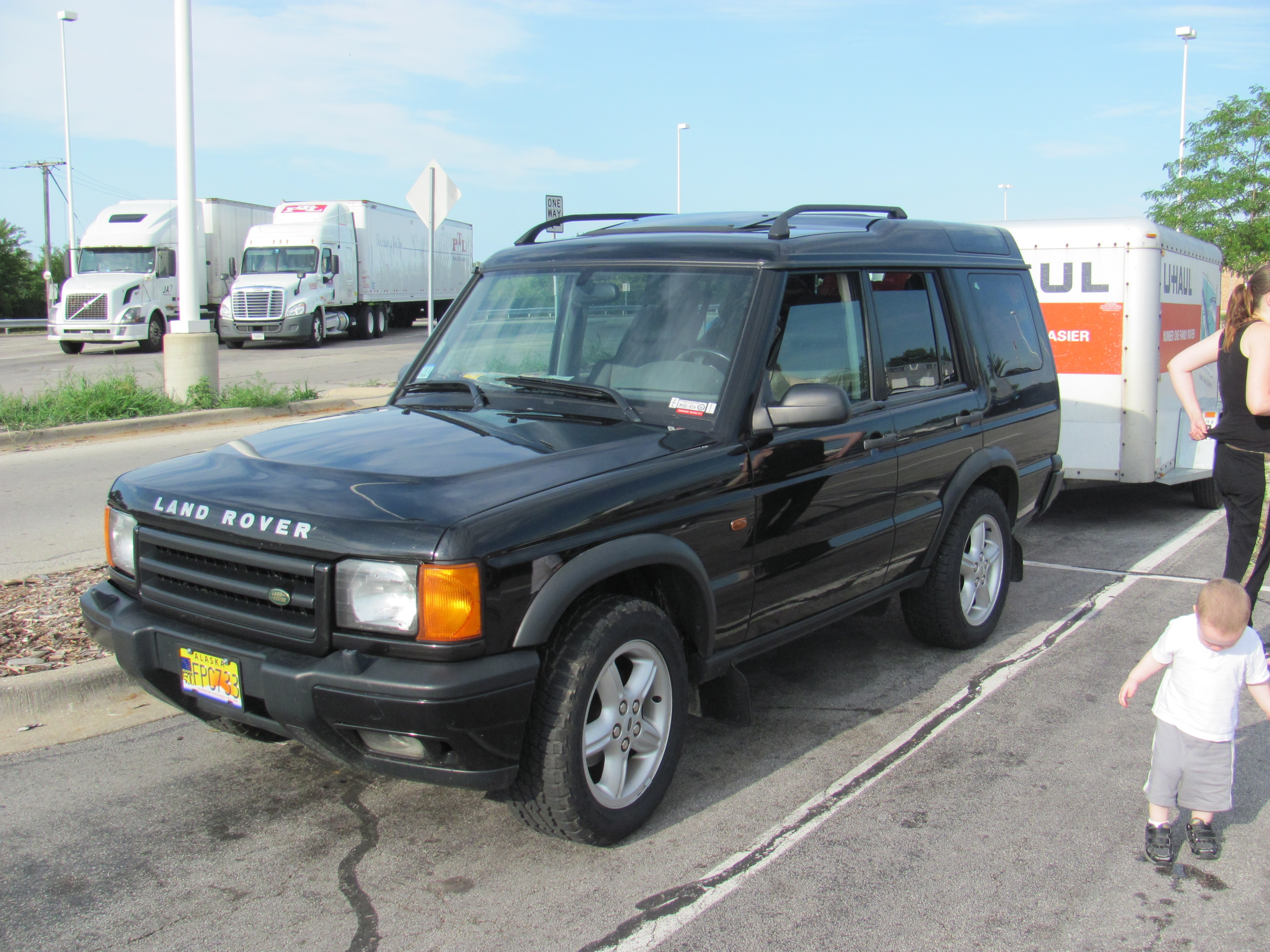 Another Thorthegod 1999 Land Rover Discovery Series II post... - 15003826