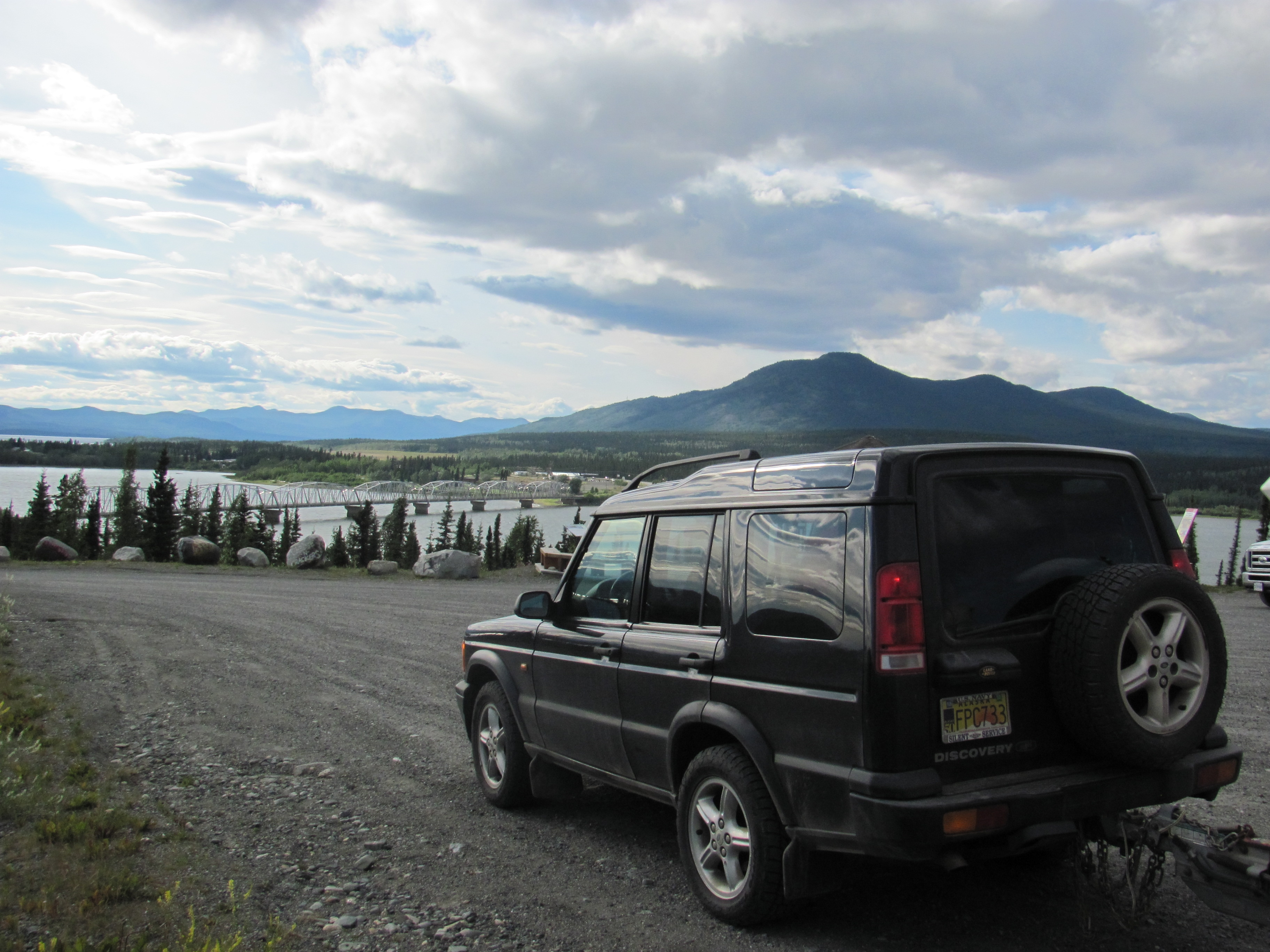 Another Thorthegod 1999 Land Rover Discovery Series II post... - 15003846