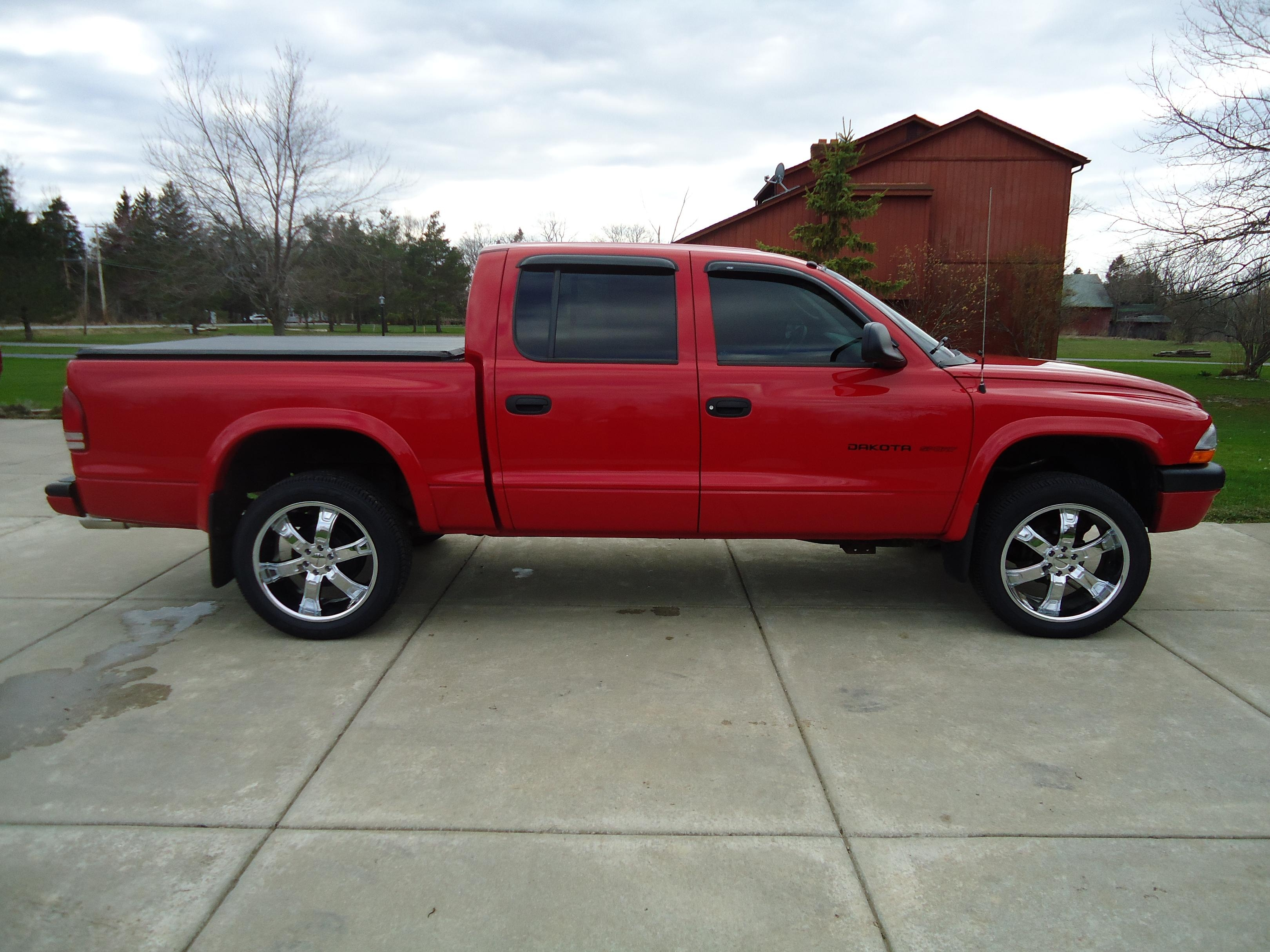 DodgeDak1030's 2002 Dodge Dakota Quad Cab