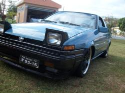 GEMELO-20s 1984 Toyota Corolla
