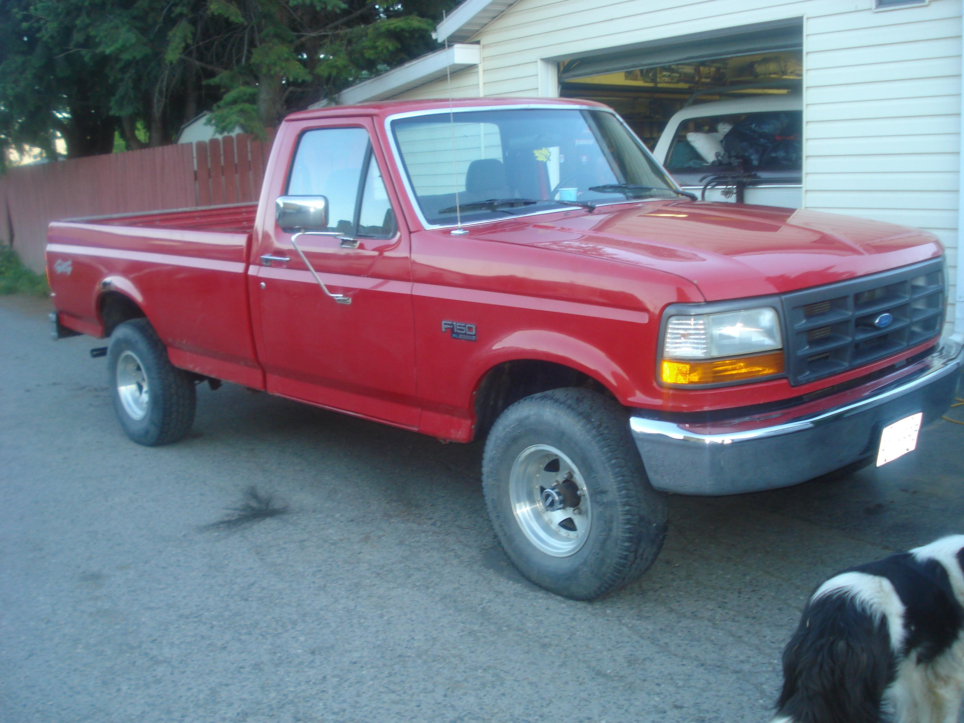 mario9272 1993 Ford F150 Regular CabLong Bed Specs, Photos ...