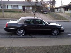brenhamtx 2005 Lincoln Town Car