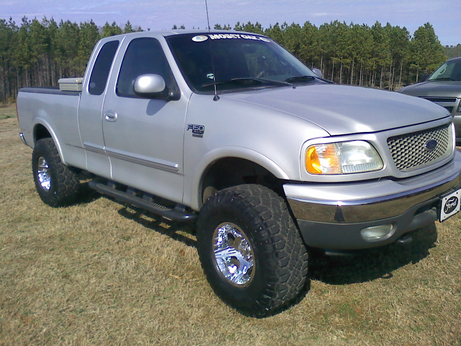 016inchf150 2001 Ford F150 Super Cabshort Bed 4d Specs