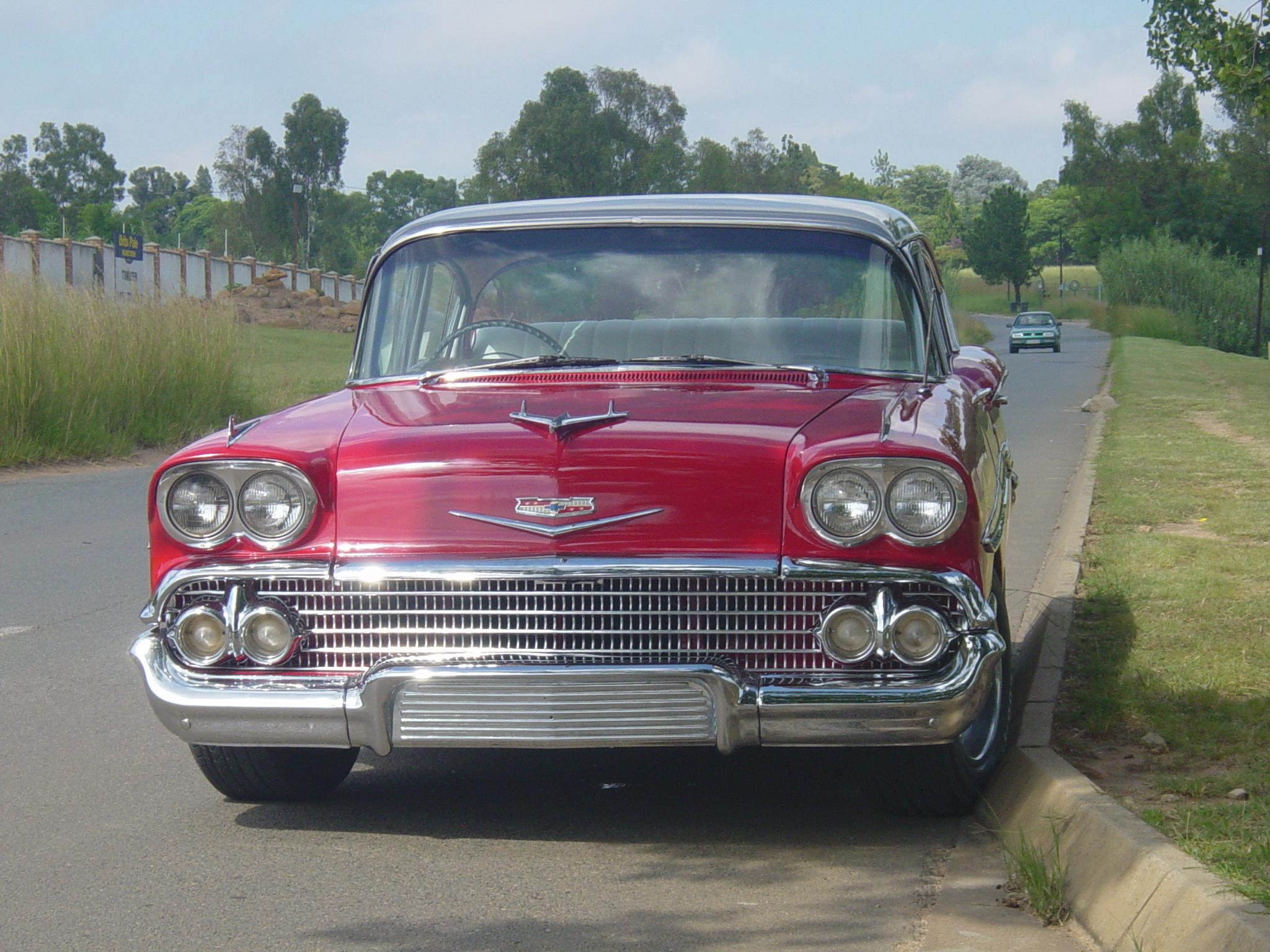 Image Gallery 56 Chevy Biscayne